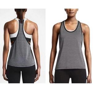 Nike Dri-FIT 2 in 1 Pro Layered Top